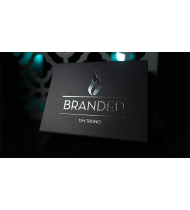 Branded (Gimmicks and Online Instructions) by Tim Trono - Trick