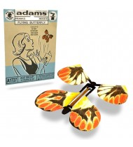 Adams Flying Butterfly Card Surprise