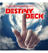 Destiny Deck – by David Gonzalez
