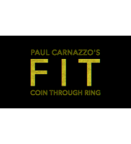 FIT (Gimmicks and Online Instructions) by Paul Carnazzo - Trick
