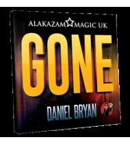 Gone (Red) by Daniel Bryan and Alakazam Magic - Trick