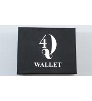 Quatro Wallet (Q4) by Eran Blizovsky - Trick