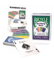 The Ultimate Rainbow Deck in Bicycle Card