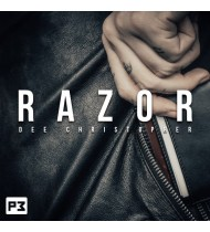Razor Wallet by Dee Christopher (Black)