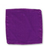 Silk 12 inch Single (Violet) Magic by Gosh - Trick