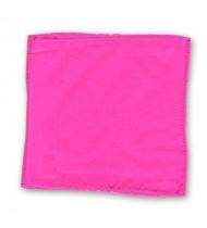 Silk 12 inch Single (Hot Pink) Magic by Gosh - Trick
