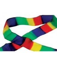 Rainbow Silk Streamer - SINGLE
