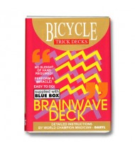 Brainwave Deck Bicycle (Blue Case) - Trick