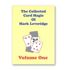 The Collected Card Magic of Mark Leveridge Vol. 1 - Book