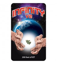 Infinity V2 (Invisible Elastic Thread 200 feet) by Infinity Productions - Trick