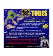 X-Tubes by Magic Effex - Trick